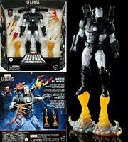 "Marvel Legends Deluxe War Machine Exclusive 6"" Action Figure Avengers Toy Sale"