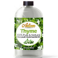 Artizen Thyme Essential Oil (100% PURE & NATURAL - UNDILUTED) - 4oz
