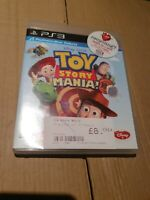 Toy Story Mania Sony PlayStation 3 PS3 Game Fast and Free Postage