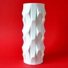 Op Art ARCHAIS Vase, 30 cm, Hutschenreuther / H. FUCHS, 60er Jahre