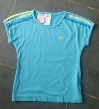 more photos 13c8f a966c T-shirt manches courtes ADIDAS   Taille 7-8 Ans   TBE