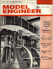 March Model Engineer Monthly Craft Magazines
