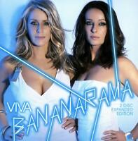 VIVA 2CD EXPANDED EDITION - BANANARAMA [CD]