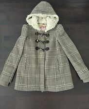 Juicy Couture Toggle Coat Wool Jacket Size XS, M And XL