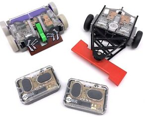 Hexbug Battlebots 2X Witch Doctor & Tombstone Figures w/ Controllers Tested