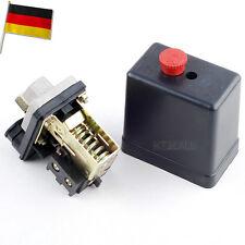 """Druckschalter für Druckluft Kompressor Druckregler 230 V 1/4"""" Kompressorschalter"""