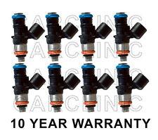 8x New 42LB Bosch Injectors LS7 L76 L92 L98 L99 LS9 Corvette C6 Z06 Camaro G8