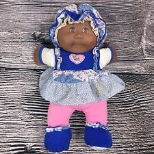 Vintage 1995 Mattel Cabbage Patch Kids Doll Baby Rattle RARE African American AA