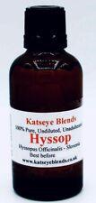 Ysop ätherisches Öl therapeutisch Klasse x 50ml 100% pur