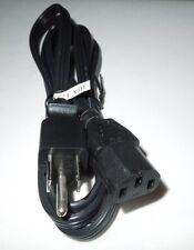 NEW SAMSUNG AC POWER CORD LN40T71B, LN40T71BD, LN46A500T1F, LN46A530P1F,  AC-3F