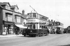 a0017 - Birmingham Tram no 800 - photograph