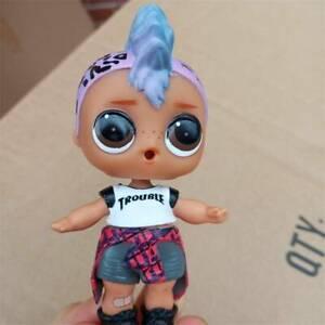 Color Change Real  Big Punk Boi BOY Confetti Pop doll