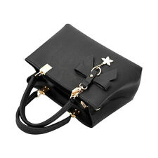 Women Quality Handbags PU Leather Top Handle Satchel Tote Purse Messenger bags