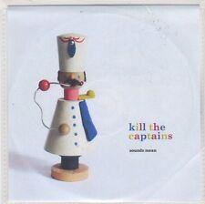 (GH90) Kill The Captains, Sounds Mean - 2013 DJ CD