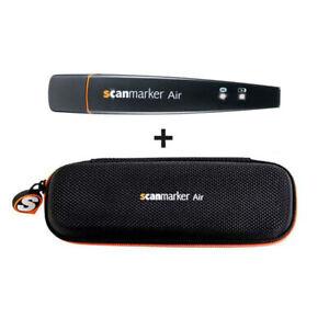 Scanmarker Air Pen Scanner + Original Scamarker Case Bundle