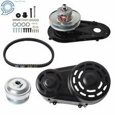Go Kart Torque Converter Kit 40 Series Clutch Pulley Driver Driven 9 to16HP