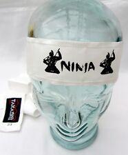 HACHIMAKI NINJA  New Takashi KENDO Tenugui Headband Samurai 200cm