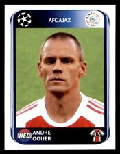 Panini Champions League 2010-2011 Andre Ooijer AFC Ajax No. 453