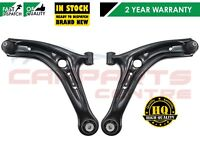 FORD FIESTA MK7 08-17 MAZDA 2 07-15 FRONT SUSPENSION LOWER WISHBONE CONTROL ARMS
