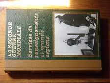 $$$ Livre Ed FamotLa Seconde Guerre MondialeServices de renseignements et gr