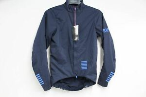 RAPHA Men's Dark Navy Cycling Pro Team Insulated Jacket Activewear Size XS NEW