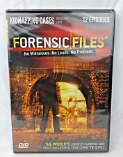 FORENSIC FILES KIDNAPPING CASES NEW DVD Set 12 Episodes 2 DVD'S