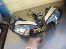 Headlight with HID kit R6S Yamaha  r6 03 04 05 06 07 08 09 #U18