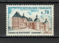 s25025) FRANCE 1969 MNH** Hautefort 1v