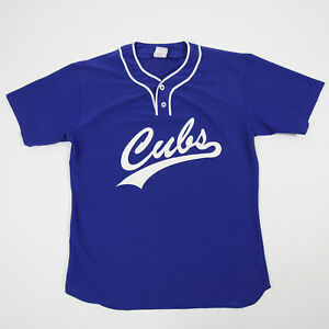 Baseball Miracles A4 Practice Jersey - Baseball Youth Blue Used