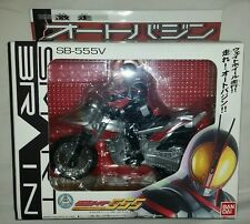 U.S SELLER - New Bandai Masked Kamen Rider Faiz 555 SB-555-V Auto Vajin MIB 2003