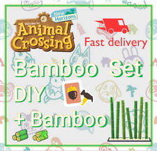 Animal Crossing New Horizons |?? Bamboo Theme 27 DIY + Bonus??