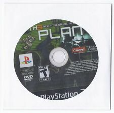 The Plan Playstation 2 Video Game