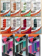 13 nail product Sally Hansen- 10 nails stickers + 3 packs of glitter-studs-beads