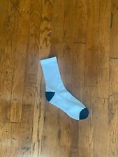 Sock blanks for sublimation Ladies sz 6-9 mens sz 6-8 (12 socks per purchase)