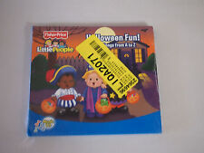Halloween Fun Sing A To Z By Halloween Fun! Sing A To Z On Audio CD Album