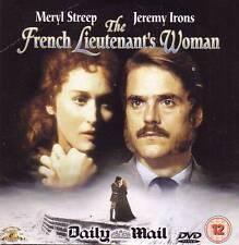 The French Lieutenant's Woman (Meryl Streep) - DVD