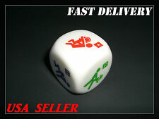 Small Size Sexy Dice Game Toy For Bachelor Party Fun Adult Couple Novelty Gift