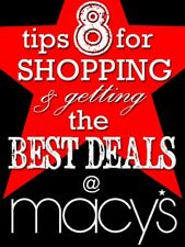 Macy's 25% Off Online Coup0n SUPER FAST DELIVERY