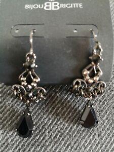 Schwarze Ohrringe von Bijou Brigitte