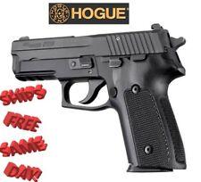 Hogue Grip For Sig P228, P229 DA/SA - Checkered G-10 Black NEW!! # 28179