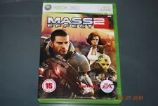 Mass Effect 2 Xbox 360 UK PAL **PLAYABLE ON XBOX ONE**