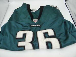 Reebok NFL On Field PHILADELPHIA EAGLES BRIAN WESTBROOK Jersey Adult Size 52