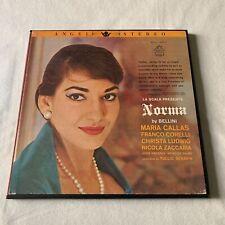 """La Scala presents """"Norma"""" Highlights by Bellini, Maria Callas, LP, Vinyl (30)"""