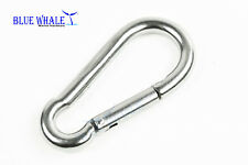 "5Pcs 316 S.S. Carabiner Snap Hook (A:2"") Usa Bl31520594"