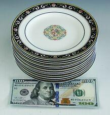 "SET 12 Wedgwood Runnymede Bone China Porcelain Bread & Butter Plate 6"""