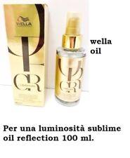 WELLA OIL REFLECTIONS LEVIGANTE LUCENTEZZA SUBLIME 100 ML.