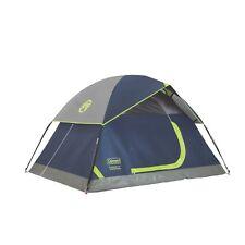 Coleman Sundome 2 Tent 7x 5 Foot, Blue 2000024579