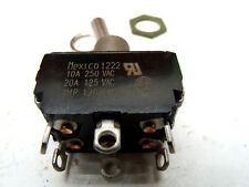 EATON TOGGLE SWITCH DPDT (10A @ 250VAC) & (20A @ 125VAC)