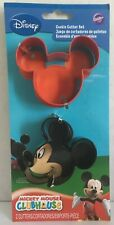 Disney Micky Mouse Clubhouse Wilton Cookie Cutters E76