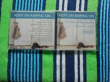 Keeps On Keeping On, Australian Promo cd -SUNNYBOYS,MODELS,KIDS IN THE KITCHEN,